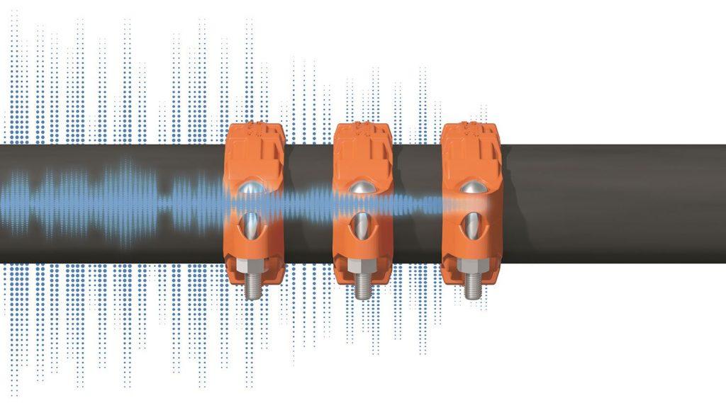 Victaulic zmírnění hluků a vibrací