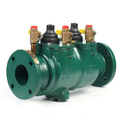 Flanged Double Check Valve