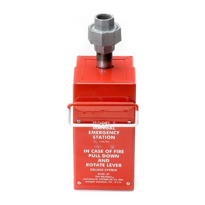 Emergency Pull Box Valve