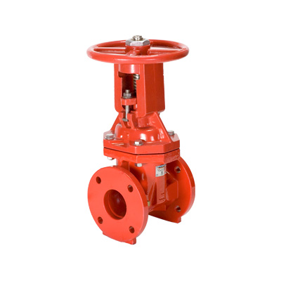 Flanged OS & Y Gate Valve
