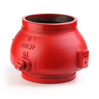 Grooved Double Door Swing Check Valve