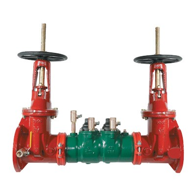 Grooved Double Check Valve