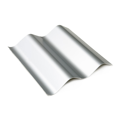Painted Corrugated Panel - RAL 9016