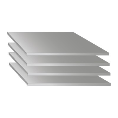 Lakovaný hliník RAL 9007